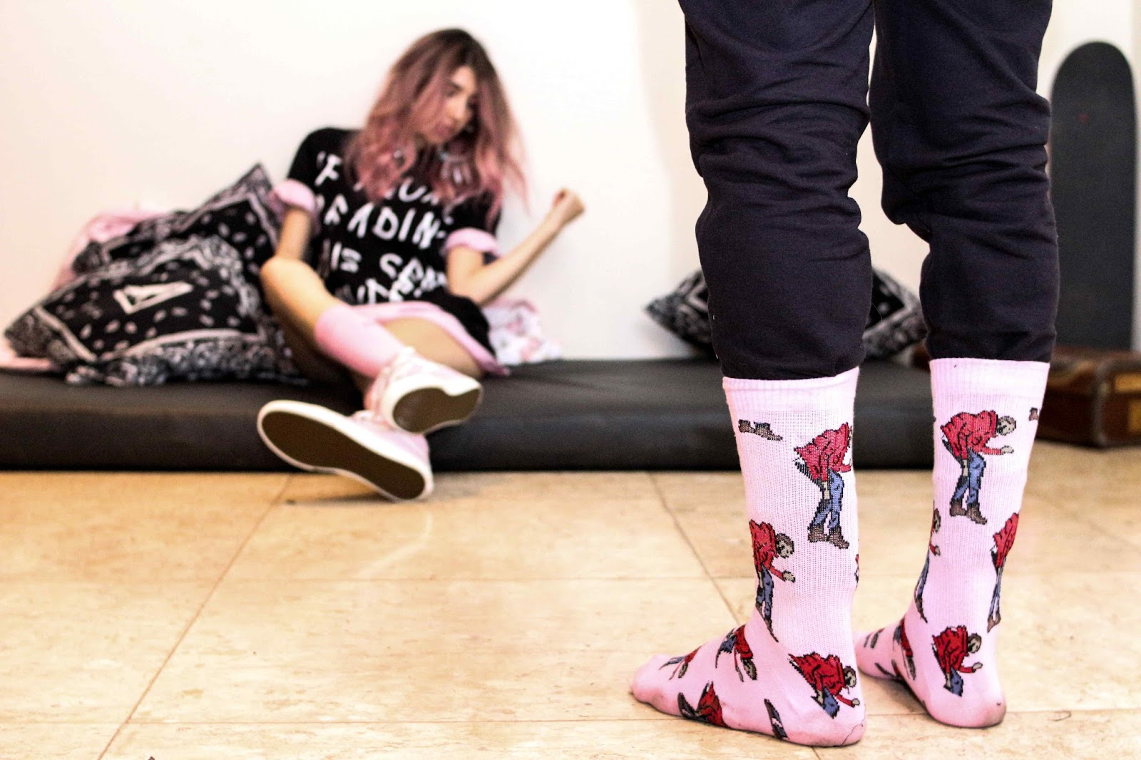feed the feet nephew parceria 02 - Nephew e Feed The Feet mergulham no universo pop americano