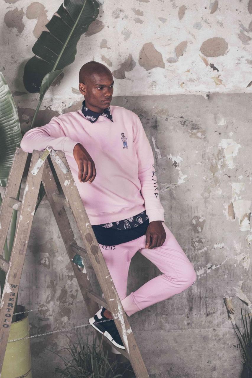 nephew zhi streetwear brasil 01 - Nephew colabora com famoso ilustrador Zhi