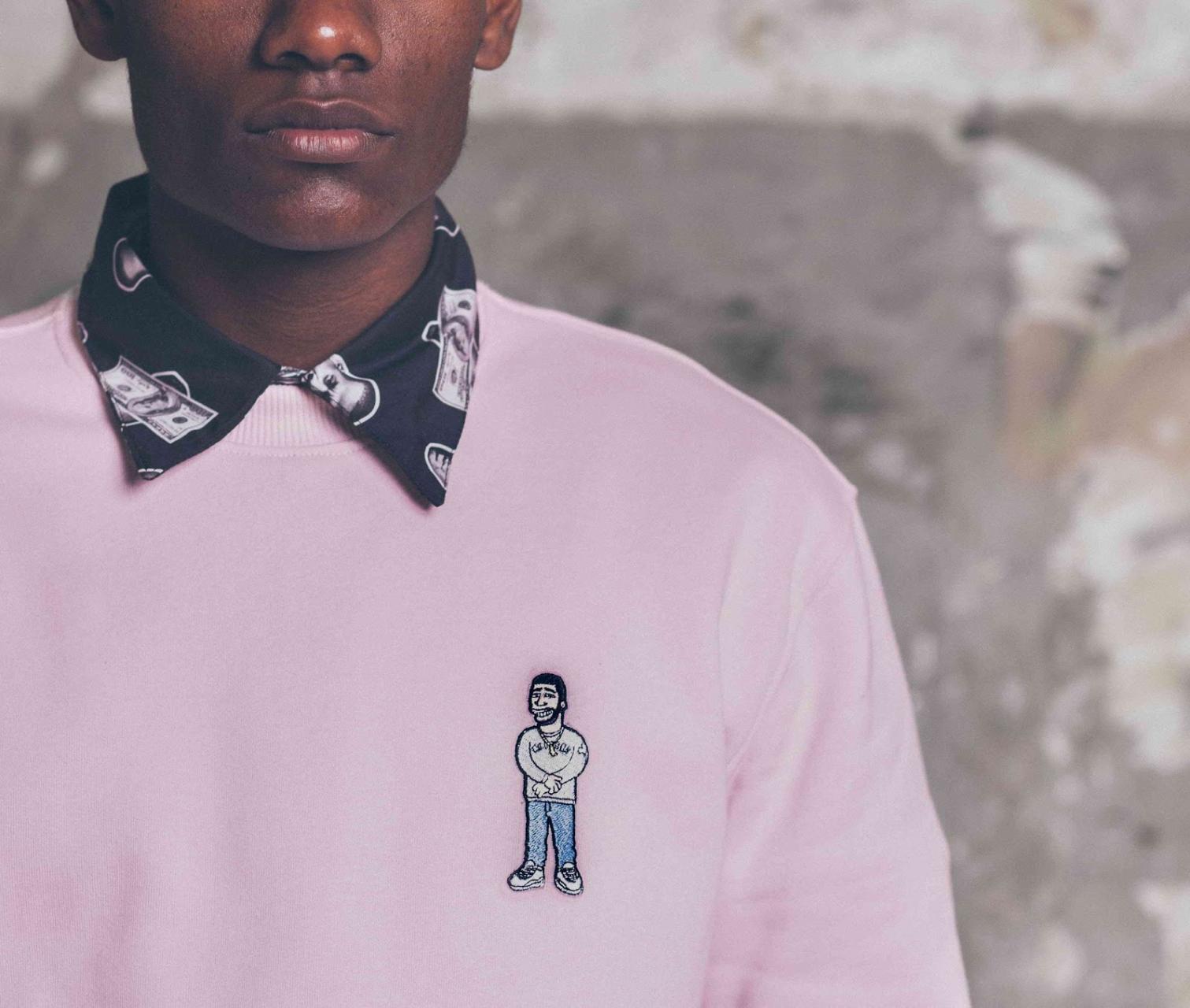 nephew zhi streetwear brasil 02 - Nephew colabora com famoso ilustrador Zhi