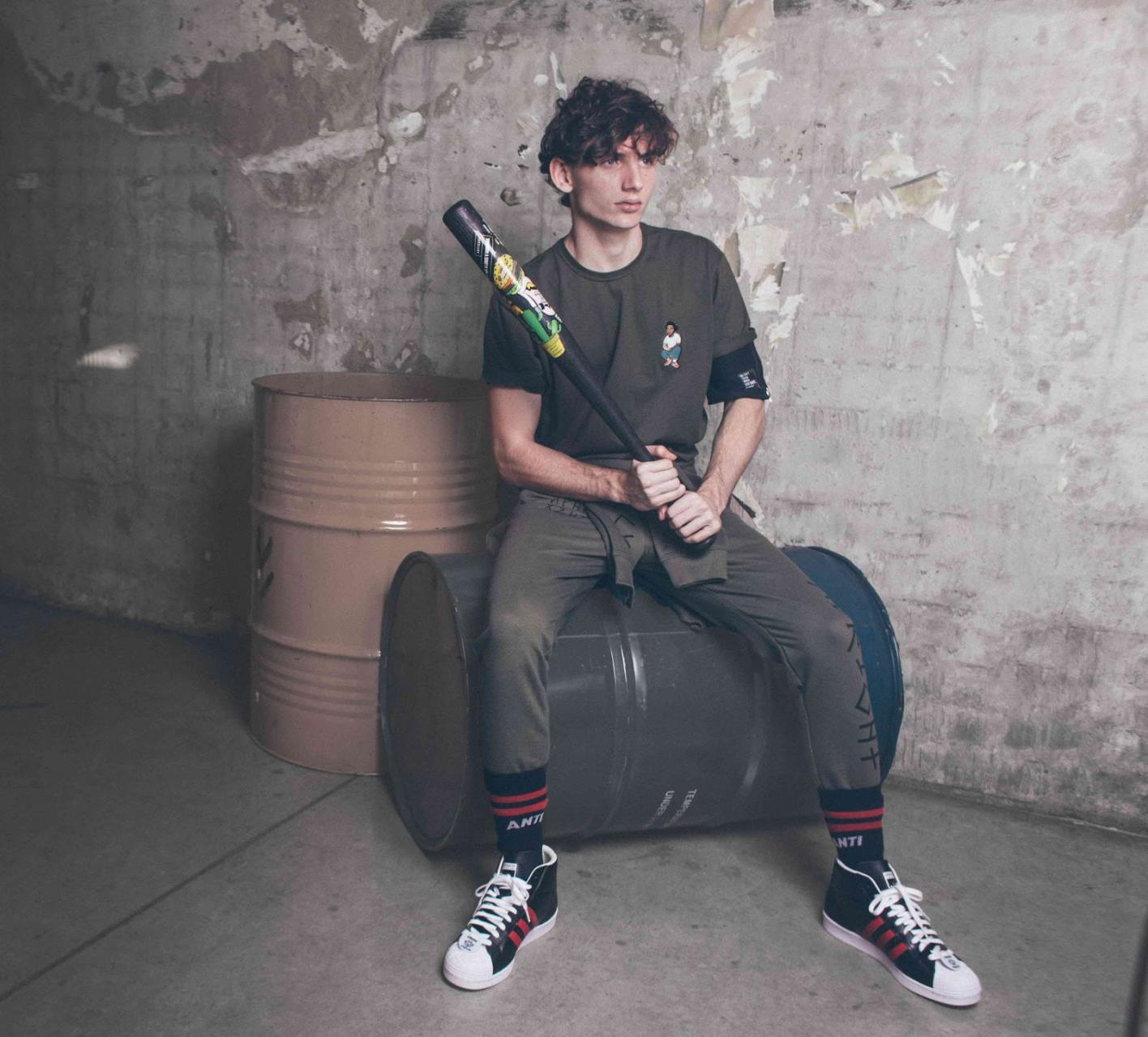 nephew zhi streetwear brasil 04 - Nephew colabora com famoso ilustrador Zhi