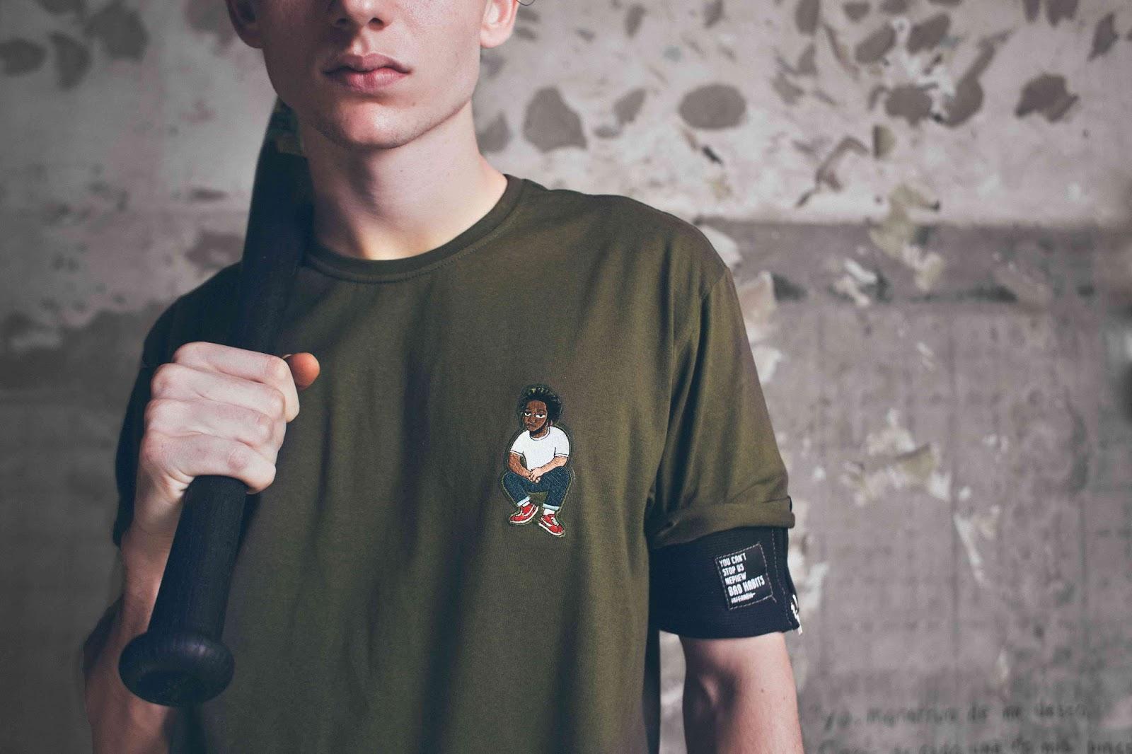 nephew zhi streetwear brasil 05 - Nephew colabora com famoso ilustrador Zhi