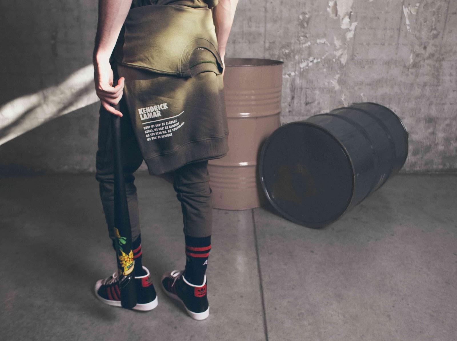 nephew zhi streetwear brasil 06 - Nephew colabora com famoso ilustrador Zhi