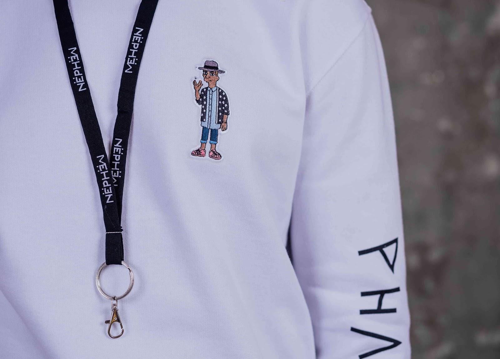 nephew zhi streetwear brasil 08 - Nephew colabora com famoso ilustrador Zhi