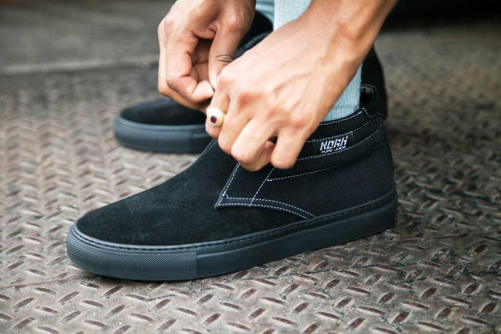 noah greats sneaker 1 - Noah e GREATS apresentam sneakers inéditos