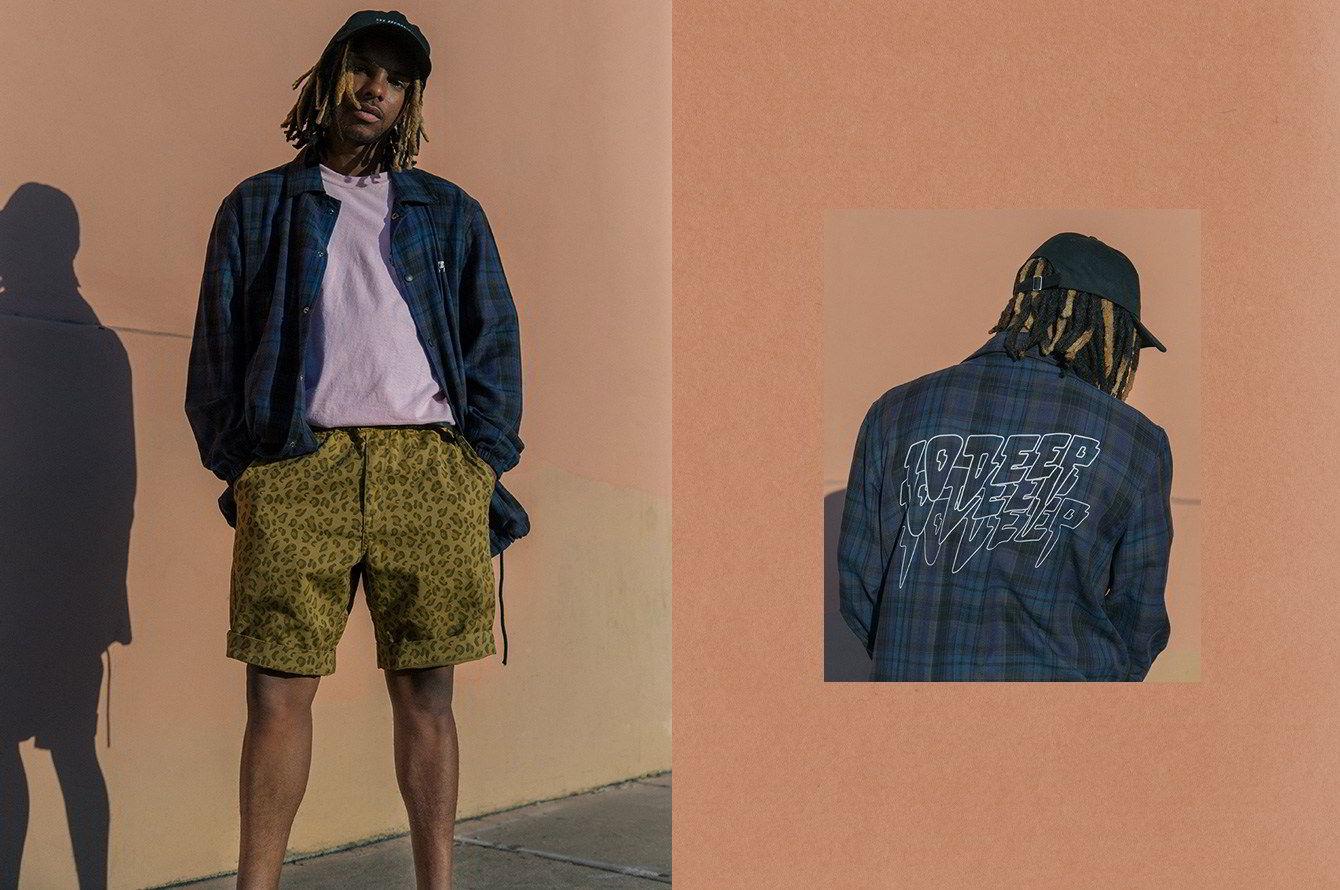 "10deep vibes only streetwear brasil 01 - 10 Deep ""Vibes Only"" Verão 2016"