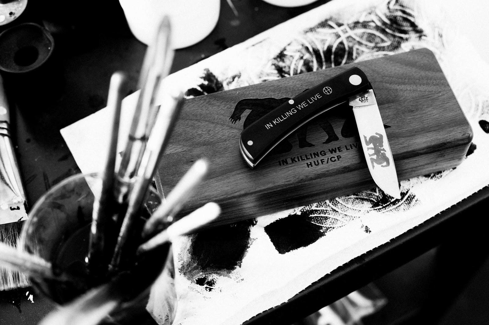 huf cleon peterson parceria 05 - HUF colabora com artista Cleon Peterson