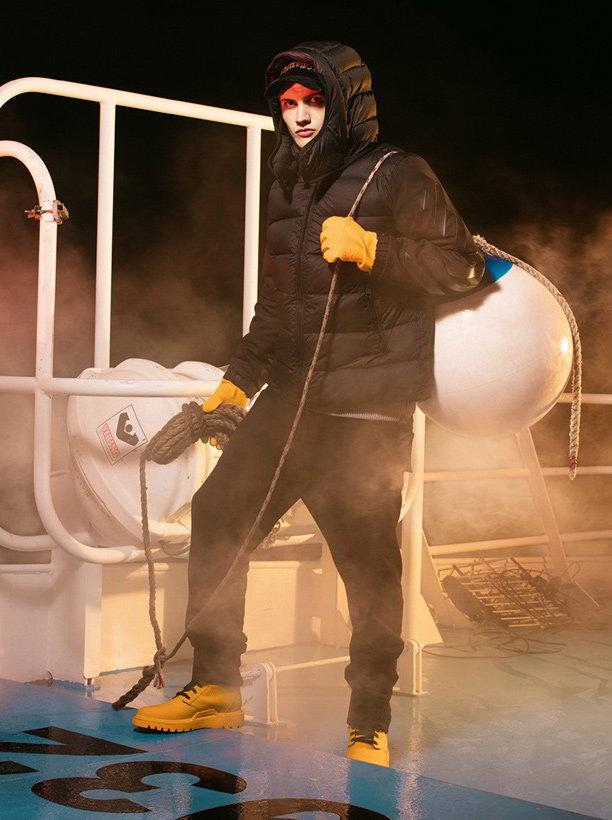 off white moncler o 14 - Off-White e Moncler navegam em mares perigosos