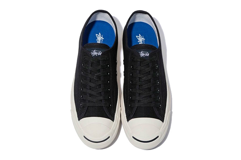 stussy converse jack purcell 2016 01 - Stussy x Converse Jack Purcell