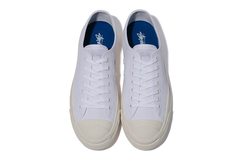 stussy converse jack purcell 2016 02 - Stussy x Converse Jack Purcell